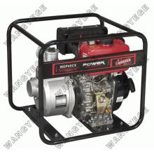4-inch 9.0PS eau pompe ensemble avec moteur Diesel et 85 m 3-h déplacement