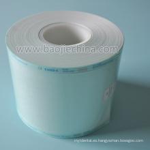 Hospital CSSD Packaging Roll Pouch para dispositivos médicos
