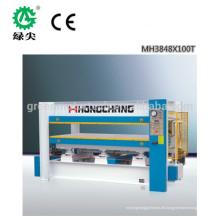 Gute Qualität billige heiße Presse Maschine Preis in China hergestellt