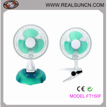 Tisch-Fan-Clip-Fan Zwei in One-6inch