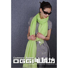 100% Kaschmir mehrfarbiger Schal