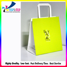 Sac de cuisine à manger / sac à papier artisanal / sac cosmétiques
