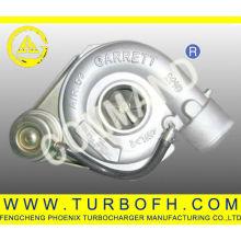 GT17 POUR IVECO 708162-0001 TURBO
