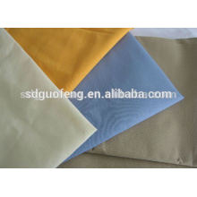 Tela da qualidade superior para usos múltiplos, tela 100% cinzenta lisa de matéria têxtil de algodão 100%