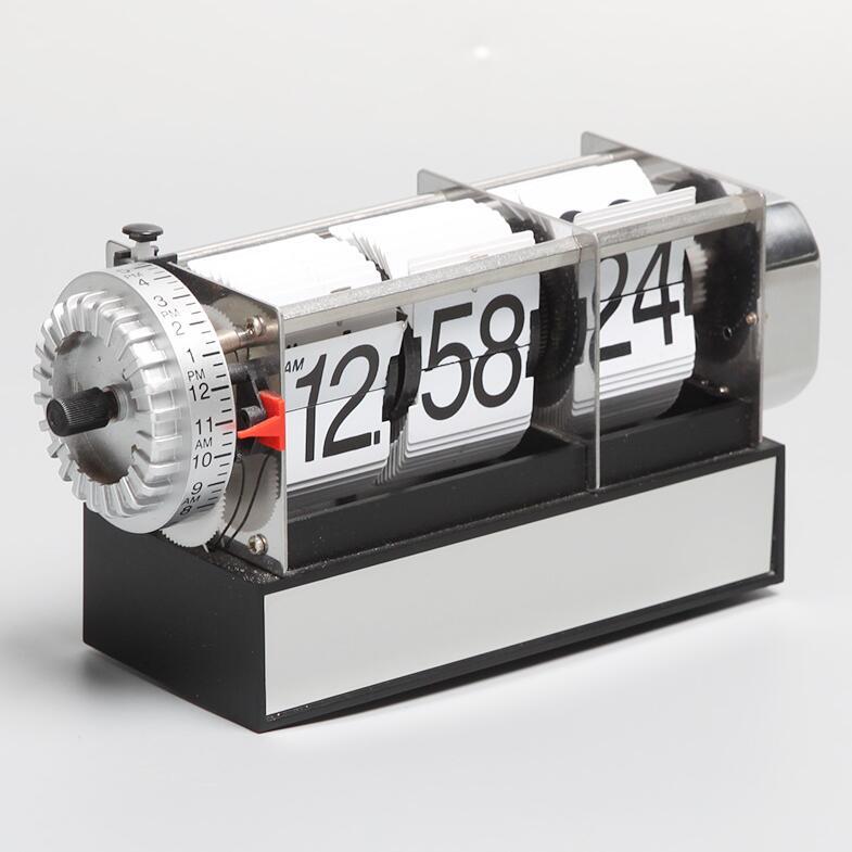 Alarm Flip Clock