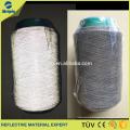 China Manufacturer Double Sides High Reflective Knitting Yarn