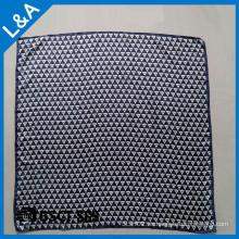 Bufanda cuadrada de seda de sarga para las mujeres