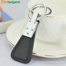 Porte-clés en cuir par Customized