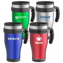 Customized Stainless Steel Travel Mugs