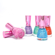 Amazing Summer Favorite Matte Glitter Nail Polish Varnish