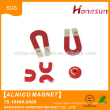 High Strength Cheap Education strong Alnico speaker magnet