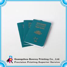 la fábrica más barata del guangzhou de la impresión del folleto del cd profesional