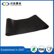 PTFE de alta calidad Tratamiento de superficie PTFE recubierto cinta transportadora de fibra de vidrio