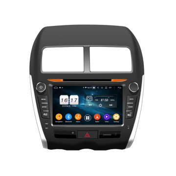 Android 9 car dvd for Mitsubishi ASX
