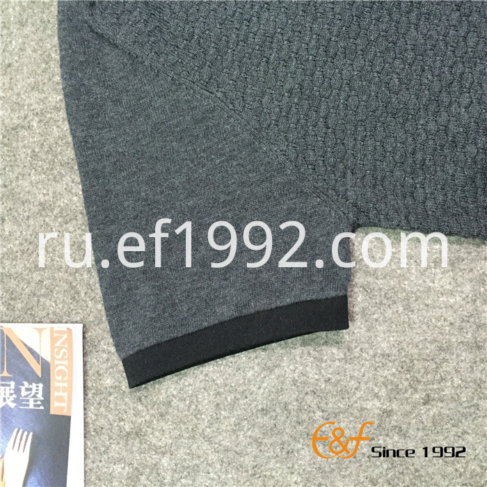 half sleeve sweater for men