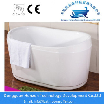 Seamless Acrylic tubs  stand alone tub
