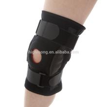 Pulsera de acero ajustable de la rodilla del resorte ajustable de encargo al por mayor