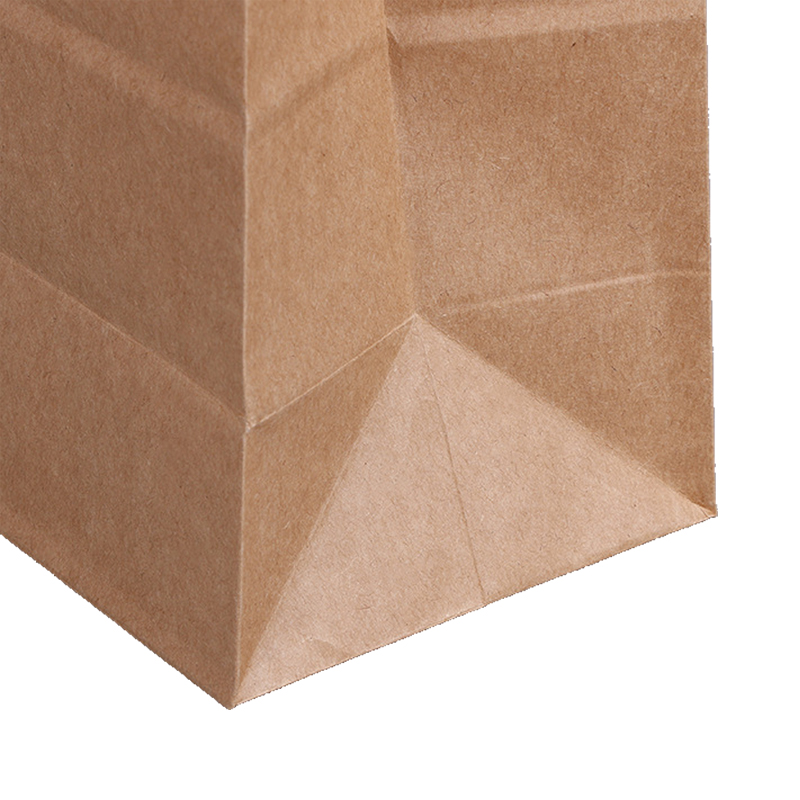 Gusset Of Paper Bag