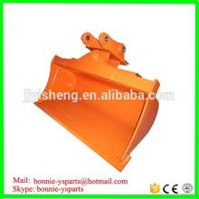 hitachi ZX120 ex60 EX200 Excavator Tilt Bucket hydraulic tilting bucket