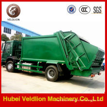 Sinotuck 12m3 Compress Garbage Truck