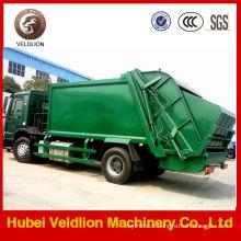 Sinotuck 12m3 Compress Garbage Truck