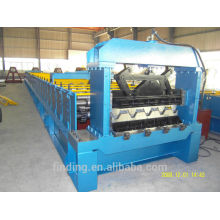 Galvanized steel metal deck sheet mills