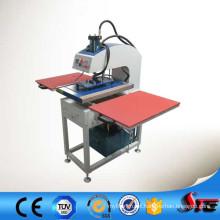 STC-Yy01 estação dupla automática óleo hidráulico T-Shirt máquina calor imprensa máquina de impressão