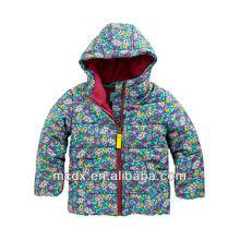 chaquetas de los niños ocasionales de la nueva manera del estilo abajo