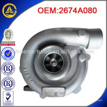 TO4E35 2674A080 turbocompresseur pour perkins