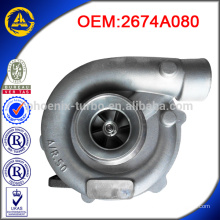 TO4E35 2674A080 turbocharger for perkins