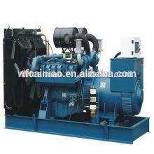 gerador diesel sem escova do motor 40kw elétrico para a venda