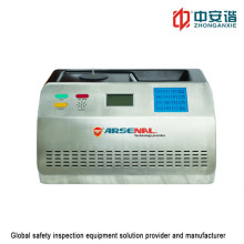 Train Station High Sensitive Ultra-Wideband Pulse Dangerous Liquid Detector
