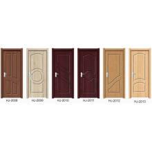 Puerta interior de madera (nuevo diseño)