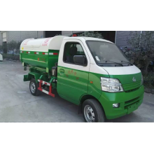 Mini 1Ton detachable garbage truck