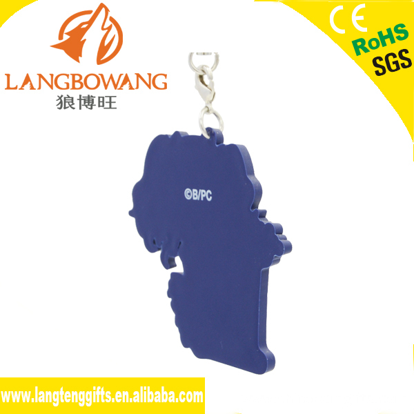 Custom plastic keychain manufacturers in China