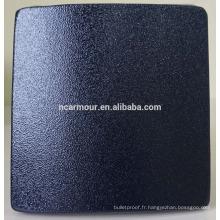 NIJ0101.06 -III + plaque d'armure dure militaire