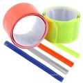 High Light Reflex Wristband Slap Bracelets
