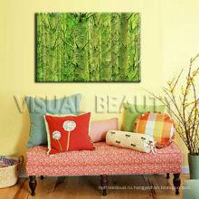 Высокое качество дерева Trunk Canvas Art для гостиной