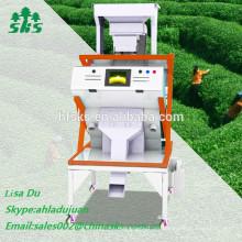 Máquina clasificadora del color del CCD óptico para la selección del color del té