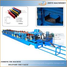2 year warranty C U Z purlin rolling machine/web adjustable C U Z beam machine/multi-sized C U Z purlin roll forming machine