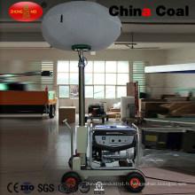 Chine Tour légère mobile hydraulique de haute qualité de moteur extérieur
