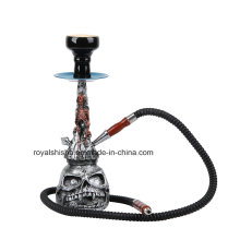 High Quality Resin Skull Hookah Shisha