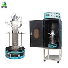 TOPT-V laboratoire personnalisé multi-échantillons photo réacteurs prix pour la recherche chimique