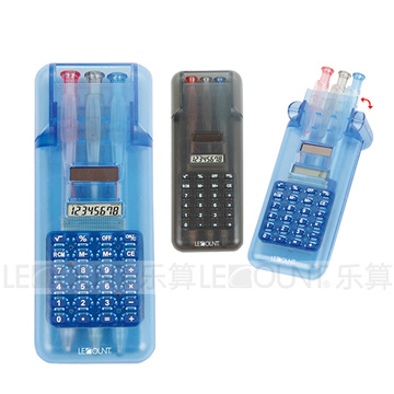 Calculator with Ballpen (LC553A)