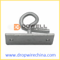 Fiber cable Draw Hook