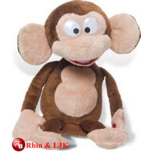 ICTI Audited Factory funny plush monkey toy