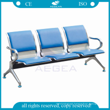 AG-TWC002 hospital public place 3 seater waiting room chairs used