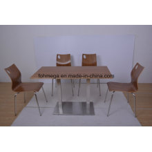 Restaurant Furniture Tables Chairs (FOH-NCP15-10)