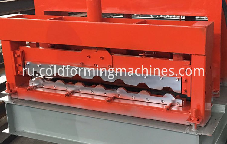 glazed tile roll forming machine 17