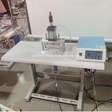 KN95 / N95 Máquina de banda de borde de soldadura por ultrasonidos